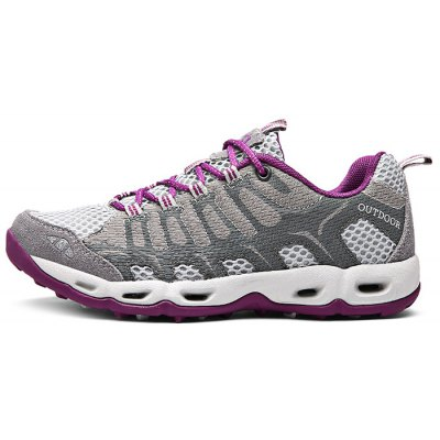 Outdoor Hiking Lovers Sneakers with EVA Sole