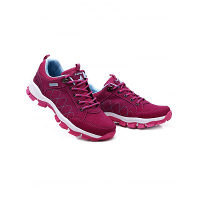 Water-resistant Lovers Hiking ShoesWomens Sneakers<br>Water-resistant Lovers Hiking Shoes<br><br>Available Size: 35, 36, 37, 38, 39, 40, 41, 42, 43, 44<br>Closure Type: Lace-Up<br>Features: Water Resistant, Sweat-absorbing, Shock-absorbing, Lightweight, Durable, Crashworthy, Breathable, Anti-slip<br>Gender: Unisex<br>Highlights: Sweat Absorbing, Breathable<br>Package Contents: 1 x Pair of Shoes<br>Package size: 33.00 x 23.00 x 12.00 cm / 12.99 x 9.06 x 4.72 inches<br>Package weight: 1.1030 kg<br>Product weight: 0.6120 kg<br>Season: Summer, Spring, Autumn<br>Type: Hiking Shoes