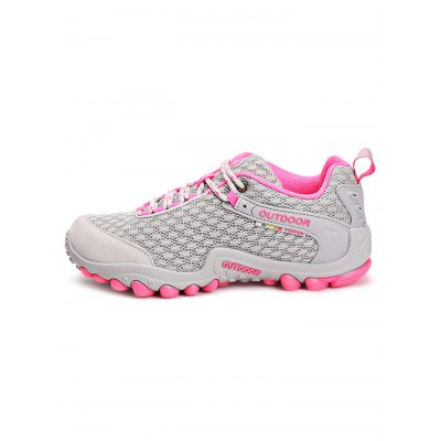 Air Mesh Lovers Hiking ShoesWomens Sneakers<br>Air Mesh Lovers Hiking Shoes<br><br>Available Size: 35, 36, 37, 38, 39, 40, 41, 42, 43, 44<br>Closure Type: Lace-Up<br>Features: Sweat-absorbing, Shock-absorbing, Lightweight, Durable, Crashworthy, Breathable, Anti-slip<br>Gender: Unisex<br>Highlights: Soft, Breathable, Sweat Absorbing<br>Package Contents: 1 x Pair of Shoes<br>Package size: 33.00 x 22.00 x 12.00 cm / 12.99 x 8.66 x 4.72 inches<br>Package weight: 1.0300 kg<br>Product weight: 0.8000 kg<br>Season: Summer, Spring, Autumn<br>Sole Material: Rubber<br>Type: Hiking Shoes