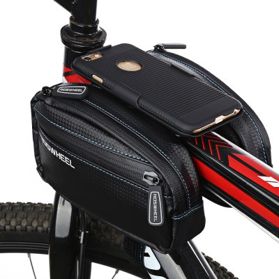 ROSWHEEL Bike Top Tube Bag