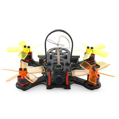 XF100 100mm FPV Racing Drone - ARFBrushless FPV Racer<br>XF100 100mm FPV Racing Drone - ARF<br><br>Battery (mAh): 450mAh<br>Battery Coulomb: 30C<br>Burst Current: 10A<br>Charging Time.: 40 minutes<br>Continuous Current: 6A<br>Firmware: BLHeli-S<br>Flight Controller Type: F3<br>KV: 8000<br>Model: 1104<br>Motor Type: Brushless Motor<br>Package Contents: 1 x Drone ( Battery Included ), 1 x USB Cable, 1 x Pack of Accessories<br>Package size (L x W x H): 21.00 x 16.00 x 12.00 cm / 8.27 x 6.3 x 4.72 inches<br>Package weight: 0.5300 kg<br>Product size (L x W x H): 7.80 x 9.60 x 5.00 cm / 3.07 x 3.78 x 1.97 inches<br>Product weight: 0.2650 kg<br>Sensor: CMOS<br>Type: Frame Kit<br>Version: ARF<br>Video Resolution: 800TVL