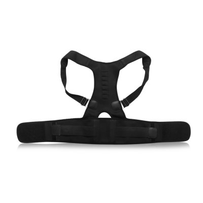 Adjustable Posture Corrector Correction BeltBraces &amp; Supports<br>Adjustable Posture Corrector Correction Belt<br><br>Package Contents: 1 x Posture Corrector<br>Package size (L x W x H): 23.00 x 20.00 x 5.00 cm / 9.06 x 7.87 x 1.97 inches<br>Package weight: 0.2800 kg<br>Product weight: 0.2300 kg