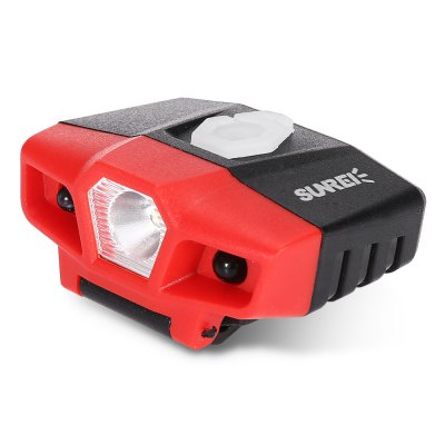 SUNREI Mini Clip Hat Light Fishing Induction Nightlights