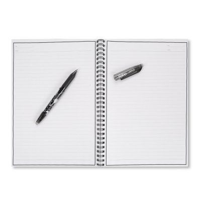 PILOT 0.5mm FriXion Ball Erasable Gel Ink Pen for ELFIN BookPen &amp; Pencils<br>PILOT 0.5mm FriXion Ball Erasable Gel Ink Pen for ELFIN Book<br><br>Brand: Pilot<br>Features: Erasable<br>Package Contents: 1 x PILOT 0.5mm FriXion Ball<br>Package size (L x W x H): 16.00 x 3.00 x 2.50 cm / 6.3 x 1.18 x 0.98 inches<br>Package weight: 0.0250 kg<br>Product size (L x W x H): 14.50 x 1.20 x 1.00 cm / 5.71 x 0.47 x 0.39 inches<br>Product weight: 0.0120 kg