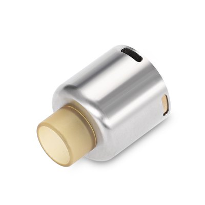 ST Version Mask RDA AtomizerVapor Styles<br>ST Version Mask RDA Atomizer<br><br>Atomizer Type: Rebuildable Atomizer, Rebuildable Drippers<br>Connection Threading of Atomizer: 510<br>Material: PEEK, Stainless Steel<br>Package Contents: 1 x ST Version MK RDA, 2 x Screw, 2 x Heating Wire, 4 x Insulated Ring<br>Package size (L x W x H): 6.10 x 7.30 x 3.50 cm / 2.4 x 2.87 x 1.38 inches<br>Package weight: 0.0490 kg<br>Product size (L x W x H): 2.40 x 2.40 x 3.70 cm / 0.94 x 0.94 x 1.46 inches<br>Product weight: 0.0430 kg