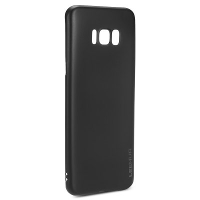 LeeHUR Metallic Paint Cover CaseSamsung Cases/Covers<br>LeeHUR Metallic Paint Cover Case<br><br>Color: Black<br>Compatible with: Samsung Galaxy S8<br>Features: Back Cover, Anti-knock<br>Material: TPU<br>Package Contents: 1 x Phone Case<br>Package size (L x W x H): 18.50 x 11.50 x 3.00 cm / 7.28 x 4.53 x 1.18 inches<br>Package weight: 0.0660 kg<br>Product size (L x W x H): 15.00 x 7.00 x 0.90 cm / 5.91 x 2.76 x 0.35 inches<br>Product weight: 0.0150 kg<br>Style: Solid Color, Modern