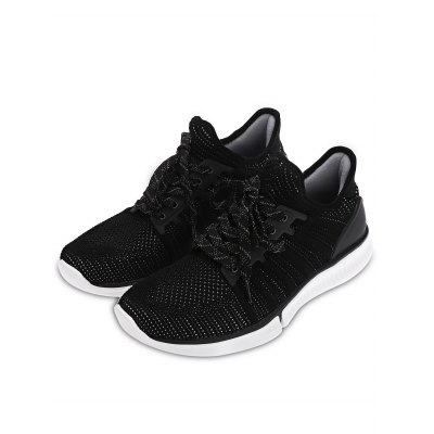 Xiaomi Smart Sneakers with Intelligent ChipAthletic Shoes<br>Xiaomi Smart Sneakers with Intelligent Chip<br><br>Available Size: 39, 40, 41, 42, 43, 44, 45, 46<br>Brand: Xiaomi<br>Closure Type: Lace-Up<br>Color: Black,Blue,Light Gray<br>Features: Anti-slip, Breathable, Shock-absorbing<br>Gender: Men<br>Highlights: Sweat Absorbing, Built-in Chips, Breathable<br>Package Contents: 1 x Pair of Shoes, 1 x Intelligent Chip, 1 x Chinese User Manual<br>Package size: 32.00 x 23.00 x 13.00 cm / 12.6 x 9.06 x 5.12 inches<br>Package weight: 0.8850 kg<br>Product weight: 0.5700 kg<br>Season: Summer, Spring, Autumn<br>Sole Material: Rubber<br>Type: Skateboarding Shoes