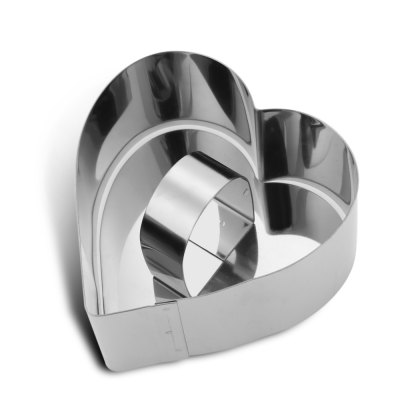 8PCS Stainless Steel Cookie Cutter