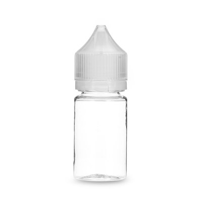 5pcs / Pack 30ml E-juice BottleVapor Accessories<br>5pcs / Pack 30ml E-juice Bottle<br><br>Material: PET<br>Package Contents: 5 x 30ml PET E-liquid Bottle<br>Package size (L x W x H): 25.00 x 15.00 x 3.50 cm / 9.84 x 5.91 x 1.38 inches<br>Package weight: 0.0770 kg<br>Product size (L x W x H): 2.90 x 2.90 x 8.50 cm / 1.14 x 1.14 x 3.35 inches<br>Product weight: 0.0650 kg