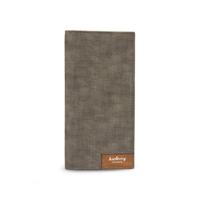 baellerry Ultrathin Long Wallet for MenMens Wallets<br>baellerry Ultrathin Long Wallet for Men<br><br>Brand: baellerry<br>Material: PU<br>Package Size(L x W x H): 23.20 x 14.50 x 5.80 cm / 9.13 x 5.71 x 2.28 inches<br>Package weight: 0.1060 kg<br>Packing List: 1 x Wallet<br>Product Size(L x W x H): 18.20 x 9.50 x 0.80 cm / 7.17 x 3.74 x 0.31 inches<br>Product weight: 0.0660 kg<br>Style: Casual