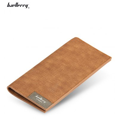 baellerry Ultrathin Long Wallet for Men