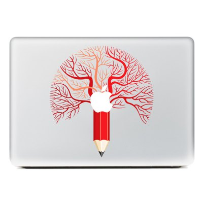 Anti-oil Tree Pattern Sticker for MacBook Air / Pro 13.3 inch