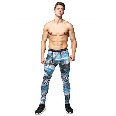 Fitness Quick-drying Training Trousers for MenWeight Lifting Clothes<br>Fitness Quick-drying Training Trousers for Men<br><br>Features: High elasticity, Quick Dry<br>Gender: Men<br>Material: Polyester<br>Package Content: 1 x Pair of Pants<br>Package size: 30.00 x 25.00 x 2.00 cm / 11.81 x 9.84 x 0.79 inches<br>Package weight: 0.1800 kg<br>Product weight: 0.1500 kg<br>Types: Leggings