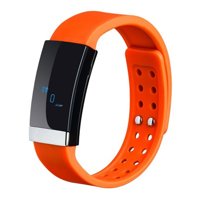 MS01 Bluetooth 4.0 Smart Bracelet Android iOS CompatibilitySmart Watches<br>MS01 Bluetooth 4.0 Smart Bracelet Android iOS Compatibility<br><br>Alert type: Vibration<br>Available Color: Black,Blue,Orange,Silver<br>Band material: TPU<br>Band size: 24.00 x 2.00 cm / 9.45 x 0.79 inches<br>Battery  Capacity: 3.7V / 120mAh<br>Bluetooth calling: Caller ID display,Callers name display,Phone call reminder<br>Bluetooth Version: Bluetooth 4.0<br>Case material: Acrylic<br>Charging Time: About 2hours<br>Compatability: Android 4.4 / iOS 7.0 and above systems<br>Compatible OS: Android, IOS<br>Dial size: 4.00 x 2.40 cm / 1.57 x 0.94 inches<br>Groups of alarm: 8<br>Health tracker: Heart rate monitor,Pedometer,Sedentary reminder,Sleep monitor<br>IP rating: IP65<br>Language: English,French,German,Italian,Japanese,Korean,Polish,Portuguese,Russian,Simplified Chinese,Spanish,Thai<br>Locking screen : 1<br>Messaging: Message reminder<br>Notification: Yes<br>Notification type: WhatsApp, Twitter, Facebook, Wechat<br>Operating mode: Touch Key<br>Other Function: Alarm<br>Package Contents: 1 x MS01 Smart Wristband, 1 x Charging Cable, 1 x Chinese-English User Manual<br>Package size (L x W x H): 14.00 x 8.40 x 3.00 cm / 5.51 x 3.31 x 1.18 inches<br>Package weight: 0.1010 kg<br>People: Female table,Male table<br>Product size (L x W x H): 24.00 x 2.40 x 1.00 cm / 9.45 x 0.94 x 0.39 inches<br>Product weight: 0.0340 kg<br>RAM: 32KB<br>Remote control function: Remote Camera<br>ROM: 256K<br>Screen: OLED<br>Screen resolution: 64 x 48<br>Screen size: 0.66 inch<br>Shape of the dial: Rectangle<br>Standby time: About 15 - 30 days<br>Type of battery: Li-ion  battery<br>Waterproof: Yes<br>Wearing diameter: 16.50 - 23.00 cm / 6.50 - 9.06 inches