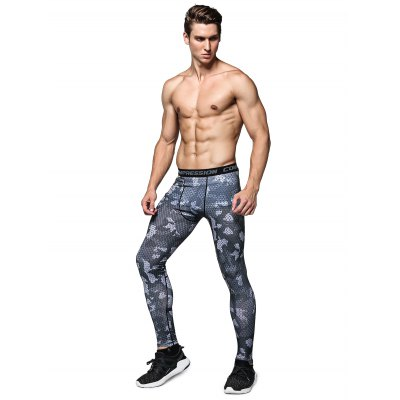 Camo Plaid Training Compression TightsWeight Lifting Clothes<br>Camo Plaid Training Compression Tights<br><br>Color: Camouflage<br>Features: Breathable, High elasticity, Quick Dry<br>Gender: Men<br>Material: Polyester<br>Package Content: 1 x Pair of Pants<br>Package size: 30.00 x 25.00 x 2.00 cm / 11.81 x 9.84 x 0.79 inches<br>Package weight: 0.1700 kg<br>Product weight: 0.1400 kg<br>Size: 2XL,3XL,L,M,XL<br>Types: Leggings