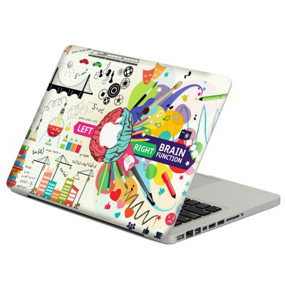 Anti-oil Colorful StickerMac Cases/Covers<br>Anti-oil Colorful Sticker<br><br>Package Contents: 1 x Sticker<br>Package weight: 0.0790 kg<br>Product size (L x W x H): 33.40 x 22.40 x 0.01 cm / 13.15 x 8.82 x 0 inches<br>Product weight: 0.0290 kg