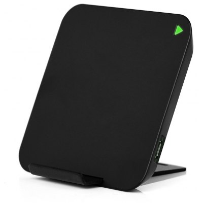 Qi Wireless Charger Pad Phone Stand Power Dock