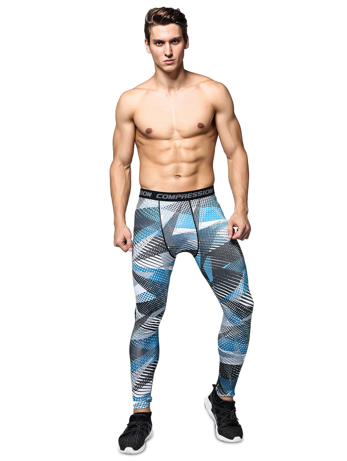 Fitness Quick-drying Training Trousers for Men