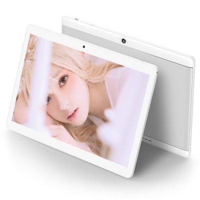 gearbest Teclast X10 Quad Core 3G MTK6580A 1.3GHz 4コア WHITE(ホワイト)