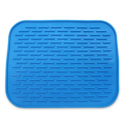 Square Silicone Heat Resistant Cup Bowl Pad