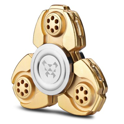 Tri Fidget Spinner Gyro Stress Reliever ToyFidget Spinners<br>Tri Fidget Spinner Gyro Stress Reliever Toy<br><br>Center Bearing Material: Stainless Steel Bearing<br>Center Bearing Model: R188<br>Features: CNC Build<br>Frame material: Titanium Alloy<br>Package Contents: 1 x Gyro<br>Package size (L x W x H): 10.00 x 7.00 x 3.00 cm / 3.94 x 2.76 x 1.18 inches<br>Package weight: 0.1350 kg<br>Product size (L x W x H): 5.50 x 5.50 x 1.50 cm / 2.17 x 2.17 x 0.59 inches<br>Product weight: 0.1160 kg<br>Swing Numbers: 3<br>Type: Diamond