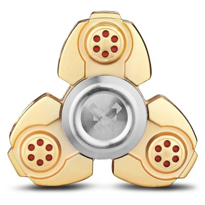Tri Fidget Spinner Gyro Stress Reliever Toy