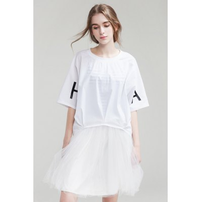 Dadayuga Lace Stitching Women DressMini Dresses<br>Dadayuga Lace Stitching Women Dress<br><br>Brand: Dadayuga<br>Dresses Length: Mini<br>Embellishment: Lace<br>Material: Polyester<br>Neckline: Spaghetti Strap<br>Occasion: Party, Casual, Beach and Summer<br>Package Contents: 1 x Lace Dress<br>Package size: 35.00 x 4.00 x 28.00 cm / 13.78 x 1.57 x 11.02 inches<br>Package weight: 0.3200 kg<br>Pattern Type: Striped<br>Product weight: 0.2800 kg<br>Season: Spring, Summer<br>Silhouette: Fit and Flare<br>Size: One Size<br>Sleeve Length: Sleeveless<br>Style: Cute<br>With Belt: No