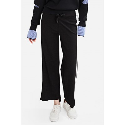 Dadayuga Simple Style  Loose-fitting Flared Pants for WomenPants<br>Dadayuga Simple Style  Loose-fitting Flared Pants for Women<br><br>Elasticity: Micro-elastic<br>Fit Type: Loose<br>Length: Normal<br>Material: Rayon<br>Package Contents: 1 x Boot Cut Pant<br>Package Size ( L x W x H ): 35.00 x 3.00 x 26.00 cm / 13.78 x 1.18 x 10.24 inches<br>Package Weights: 0.32kg<br>Pant Style: Boot Cut<br>Waist Type: Mid
