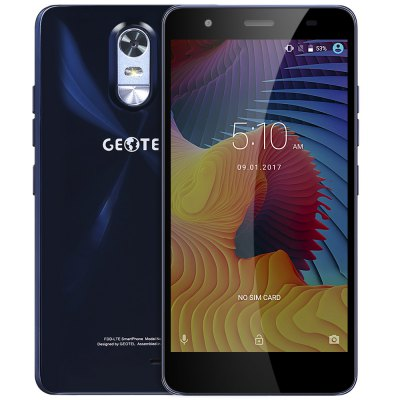 Geotel Note 4G Phablet 5.5 inch Android 6.0 cateva noutati, magazinul ihunt isi diversifica oferta!