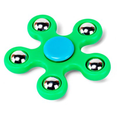 Metal Fidget Spinner Hand Spinning Stress Reliever Toy