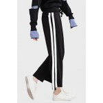 Dadayuga Simple Style  Loose-fitting Flared Pants for Women for sale
