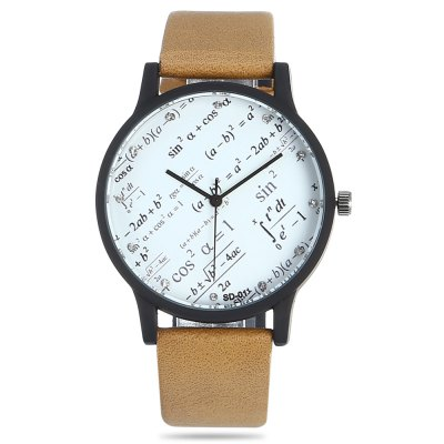 FEIFAN F033 Male Quartz Watch with Leather StrapMens Watches<br>FEIFAN F033 Male Quartz Watch with Leather Strap<br><br>Band material: Leather<br>Band size: 26.50 x 2.00 cm / 10.43 x 0.78 inches<br>Brand: FEIFAN<br>Case material: Alloy<br>Clasp type: Pin buckle<br>Dial size: 4.00 x 4.00 x 1.00 cm / 1.57 x 1.57 x 0.39 inches<br>Display type: Analog<br>Movement type: Quartz watch<br>Package Contents: 1 x FEIFAN F033 Watch, 1 x Box<br>Package size (L x W x H): 9.00 x 9.00 x 6.00 cm / 3.54 x 3.54 x 2.36 inches<br>Package weight: 0.1100 kg<br>Product size (L x W x H): 26.50 x 4.00 x 1.00 cm / 10.43 x 1.57 x 0.39 inches<br>Product weight: 0.0430 kg<br>Shape of the dial: Round<br>Watch color: Black, Coffee, Khaki<br>Watch style: Casual<br>Watches categories: Male table<br>Water resistance : Life water resistant<br>Wearable length: 18.00 - 23.00 cm / 7.08 - 9.05 inches