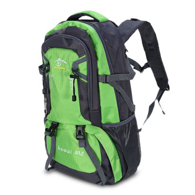 HONGJING 3603 Nylon 40L Camping Mountaineering BackpackBackpacks<br>HONGJING 3603 Nylon 40L Camping Mountaineering Backpack<br><br>Bag Capacity: 40L<br>Brand: HONGJING<br>Capacity: 31 - 40L<br>For: Camping, Climbing, Hiking, Traveling<br>Gender: Unisex<br>Material: Nylon<br>Package Contents: 1 x HONGJING 3603 40L Backpack<br>Package size (L x W x H): 31.00 x 28.00 x 8.00 cm / 12.2 x 11.02 x 3.15 inches<br>Package weight: 0.8400 kg<br>Product size (L x W x H): 30.00 x 16.00 x 53.00 cm / 11.81 x 6.3 x 20.87 inches<br>Product weight: 0.7900 kg<br>Strap Length: 45 - 80cm<br>Style: Fashion<br>Type: Backpack