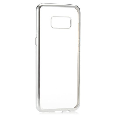 TPU Case for Samsung Galaxy S8Samsung Cases/Covers<br>TPU Case for Samsung Galaxy S8<br><br>Color: Black,Gold,Silver<br>Compatible with: Samsung Galaxy S8<br>Features: Anti-knock, Back Cover<br>Material: TPU<br>Package Contents: 1 x Phone Case<br>Package size (L x W x H): 20.50 x 13.00 x 2.00 cm / 8.07 x 5.12 x 0.79 inches<br>Package weight: 0.0470 kg<br>Product size (L x W x H): 15.00 x 7.10 x 1.00 cm / 5.91 x 2.8 x 0.39 inches<br>Product weight: 0.0240 kg<br>Style: Modern, Cool, Transparent