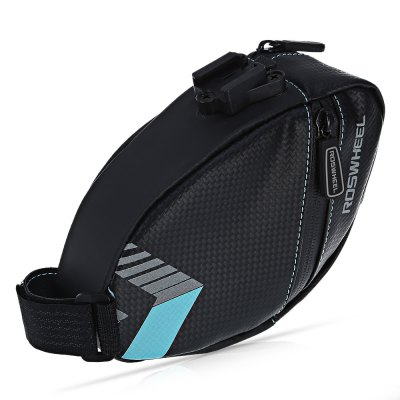 ROSWHEEL Cycling Tail BagBike Bags<br>ROSWHEEL Cycling Tail Bag<br><br>Brand: Roswheel<br>Package Contents: 1 x Bicycle Tail Light, 1 x Nylon Loop<br>Package Dimension: 20.50 x 7.00 x 12.50 cm / 8.07 x 2.76 x 4.92 inches<br>Package weight: 0.1560 kg<br>Product weight: 0.1300 kg<br>Suitable for: Electric Bicycle, Touring Bicycle, Cross-Country Cycling, Mountain Bicycle, Motorcycle, Fixed Gear Bicycle, Road Bike