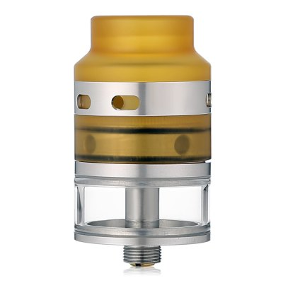 ST Version YV RDTA AtomizerVapor Styles<br>ST Version YV RDTA Atomizer<br><br>Atomizer Capacity: 3.0ml<br>Atomizer Type: Rebuildable Tanks, Rebuildable Atomizer, Rebuildable Drippers<br>Material: Glass, Stainless Steel, PEI<br>Package Contents: 1 x ST Version YV RDTA, 3 x Insulated Ring, 4 x Screw, 1 x Screwdriver, 1 x O-ring, 1 x Glass Tank<br>Package size (L x W x H): 6.10 x 7.30 x 3.30 cm / 2.4 x 2.87 x 1.3 inches<br>Package weight: 0.0720 kg<br>Product size (L x W x H): 4.40 x 2.40 x 2.40 cm / 1.73 x 0.94 x 0.94 inches<br>Product weight: 0.0250 kg