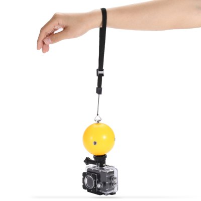 Lingle AT672 Waterproof Floating Ball BobberAction Cameras &amp; Sport DV Accessories<br>Lingle AT672 Waterproof Floating Ball Bobber<br><br>Accessory type: Floaty Bobber<br>Brand: LINGLE<br>Compatible with: YI II, YI, SJ7000, SJ6000, SJ6, SJ5000, SJ4000, GoPro Hero 5 Session, Gopro Hero 2, Gopro Hero 3, Gopro Hero 3 Plus, Gopro Hero 4, GoPro Hero 4 Session, GoPro Hero 5, GoPro Hero 5 Black<br>Package Contents: 1 x Floating Ball Bobber, 1 x Tripod Mount Adapter, 1 x Lanyard ( 18cm ), 1 x Screw for Lanyard<br>Package size (L x W x H): 12.00 x 9.00 x 8.80 cm / 4.72 x 3.54 x 3.46 inches<br>Package weight: 0.1330 kg<br>Product size (L x W x H): 7.20 x 7.20 x 7.20 cm / 2.83 x 2.83 x 2.83 inches<br>Product weight: 0.0380 kg