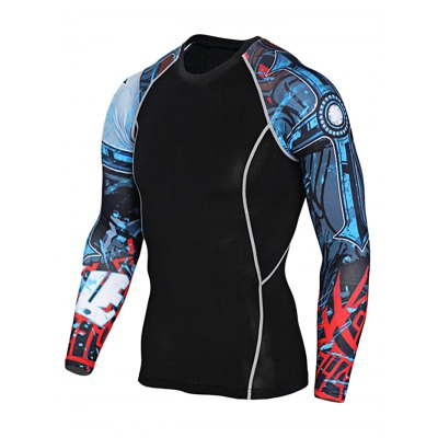 Quick-drying Sports Fitness T Shirts