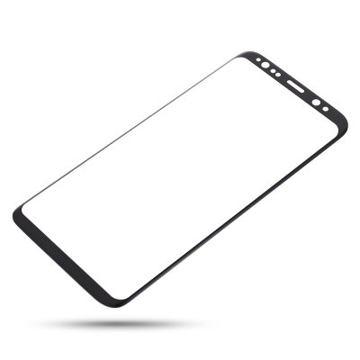 3D Arc Tempered Glass Screen FilmSamsung Screen Protectors<br>3D Arc Tempered Glass Screen Film<br><br>Color: Black,Transparent,White<br>Compatible with: Samsung Galaxy S8<br>Features: Dirt-resistant<br>Material: Tempered Glass<br>Package Contents: 1 x Tempered Glass Film, 1 x Dust Remover, 1 x Wet Wipes, 1 x Dry Wipes<br>Package size (L x W x H): 18.00 x 10.50 x 2.20 cm / 7.09 x 4.13 x 0.87 inches<br>Package weight: 0.1080 kg<br>Product size (L x W x H): 14.50 x 6.80 x 0.03 cm / 5.71 x 2.68 x 0.01 inches<br>Product weight: 0.0090 kg<br>Style: Transparent