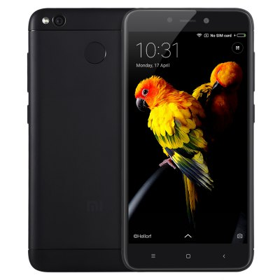 Xiaomi Redmi 4X 3/32GB Black
