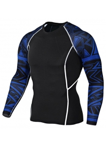 Long Sleeve Quick-drying Training T Shirts