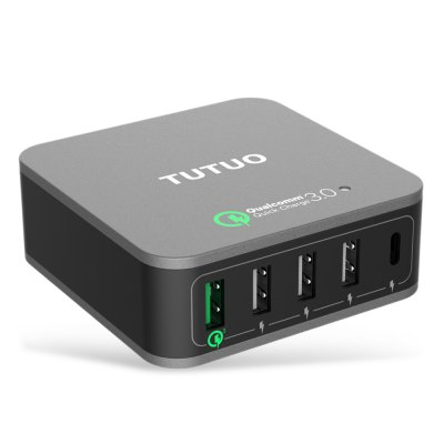 TUTUO QC020PT USB Charger