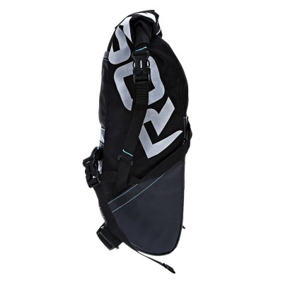 ROSWHEEL 131414 Water-resistant 8L Bicycle Tail BagBike Bags<br>ROSWHEEL 131414 Water-resistant 8L Bicycle Tail Bag<br><br>Brand: Roswheel<br>Emplacement: Saddle<br>For: Unisex<br>Material: Nylon<br>Package Contents: 1 x ROSWHEEL 131414 Bike Tail Bag<br>Package Dimension: 30.00 x 20.00 x 8.00 cm / 11.81 x 7.87 x 3.15 inches<br>Package weight: 0.4500 kg<br>Product Dimension: 55.00 x 27.50 x 14.00 cm / 21.65 x 10.83 x 5.51 inches<br>Product weight: 0.3100 kg<br>Suitable for: Touring Bicycle, Road Bike, Mountain Bicycle, Cross-Country Cycling