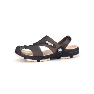 Environmental Hollow-out Beach SandalsMens Sandals<br>Environmental Hollow-out Beach Sandals<br><br>Color: Black,Blue,Gray,Green<br>Contents: 1 x Pair of Shoes<br>Materials: PU, Rubber<br>Package Size ( L x W x H ): 33.00 x 22.00 x 11.00 cm / 12.99 x 8.66 x 4.33 inches<br>Package Weights: 0.330kg<br>Size: 40,41,42,43,44,45<br>Type: Sandals