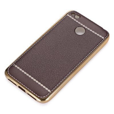 Luanke TPU Protective Cover CaseCases &amp; Leather<br>Luanke TPU Protective Cover Case<br><br>Brand: Luanke<br>Color: Black,Coffee<br>Compatible Model: Redmi 4X<br>Features: Anti-knock, Back Cover<br>Mainly Compatible with: Xiaomi<br>Material: TPU<br>Package Contents: 1 x Phone Case<br>Package size (L x W x H): 21.50 x 13.00 x 1.90 cm / 8.46 x 5.12 x 0.75 inches<br>Package weight: 0.0400 kg<br>Product Size(L x W x H): 14.00 x 7.10 x 0.90 cm / 5.51 x 2.8 x 0.35 inches<br>Product weight: 0.0160 kg<br>Style: Pattern, Solid Color