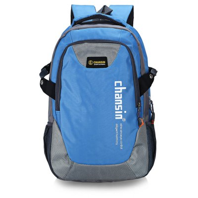 Water-resistant 25L Leisure Sports Backpack 14 inch Laptop Bag