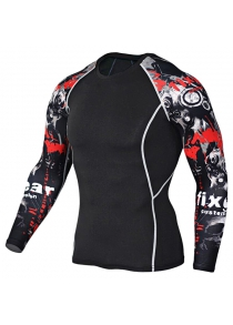 Quick-drying Training Fitness T Shirts