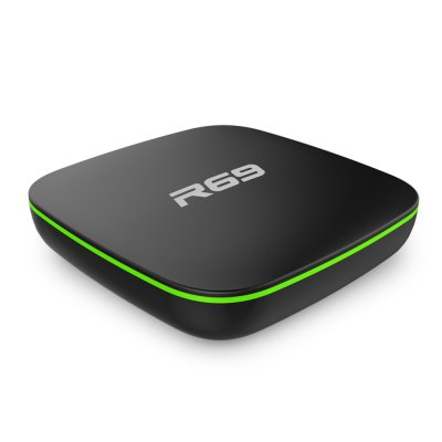 Gearbest Sunvell R69 TV Box Allwinner H2 + H.264 + Android 6.0