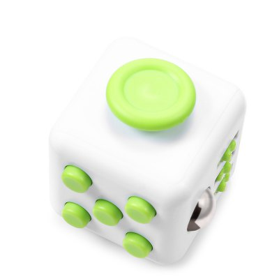 PIECE FUN ABS Stress Reliever Magic Cube for Worker