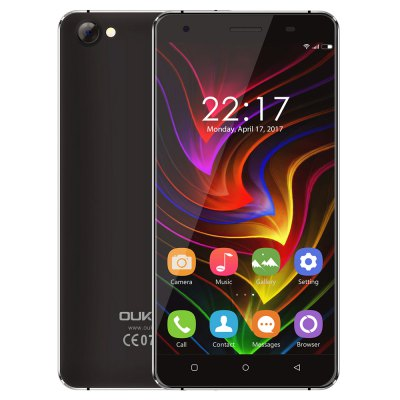 OUKITEL C5 3G Smartphone 5.0 inch Android 7.0